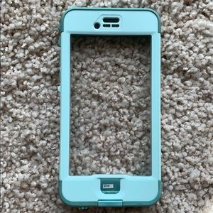 Euc iPhone 6/6s life proof case
